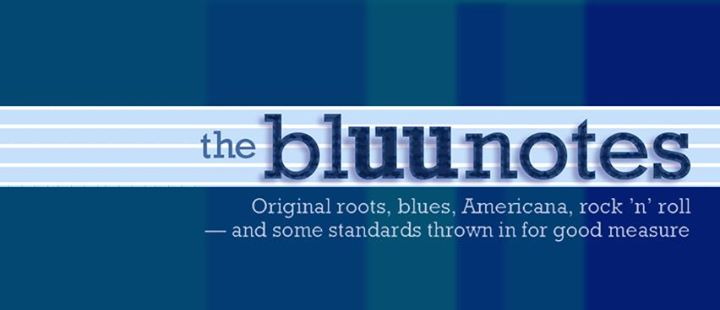 BlUUnotes logo VegFest Houston