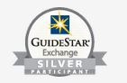Vegan Society of PEACE Guidestar Silver