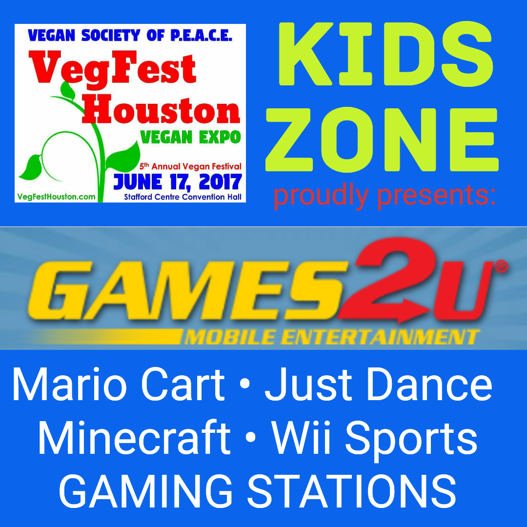 VegFest Houston Games 2 u