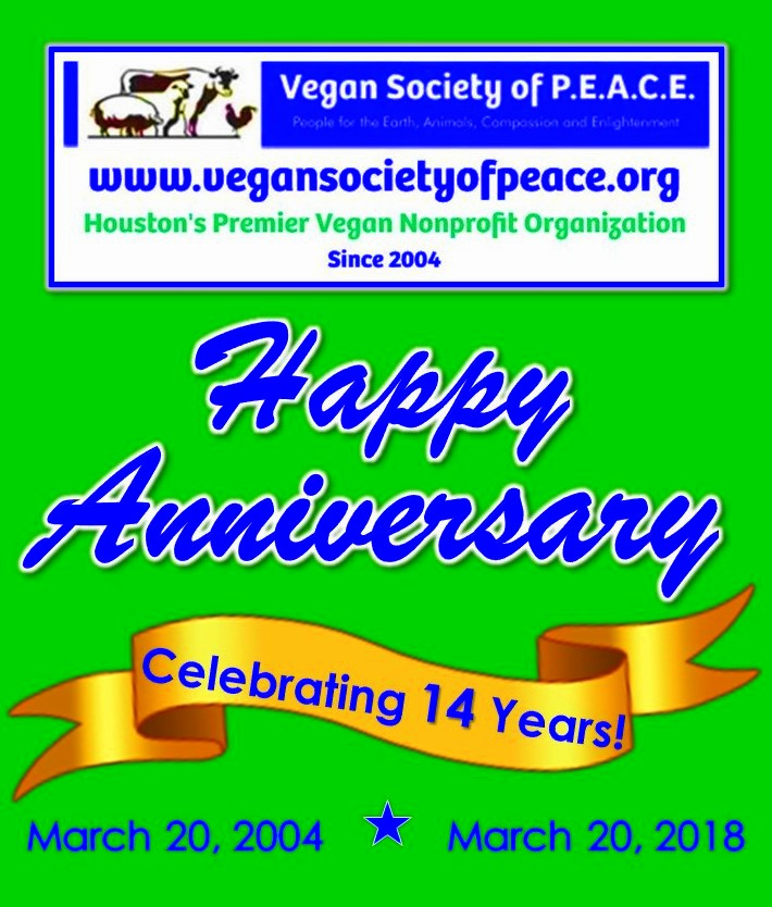 Vegan Society of PEACE