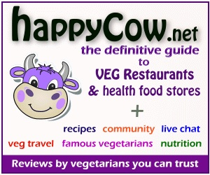 Happy Cow Vegan Guide